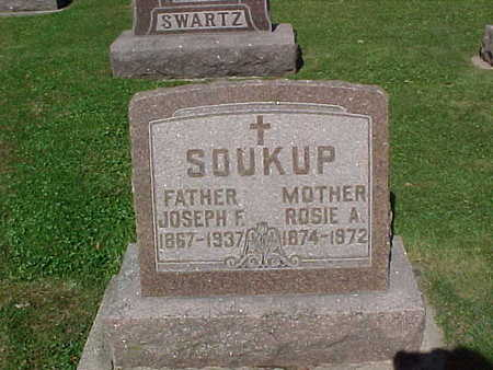 SOUKUP, ROSIE A. - Winneshiek County, Iowa | ROSIE A. SOUKUP