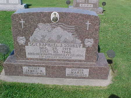 SOUKUP, MARIE - Winneshiek County, Iowa | MARIE SOUKUP