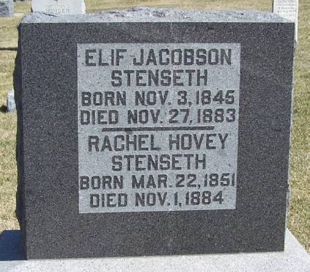 HOVEY STENSETH, RACHEL - Winneshiek County, Iowa | RACHEL HOVEY STENSETH