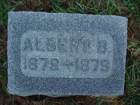 STREET, ALBERT - Winneshiek County, Iowa | ALBERT STREET