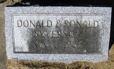 SYVERSON, ROLAND - Winneshiek County, Iowa | ROLAND SYVERSON