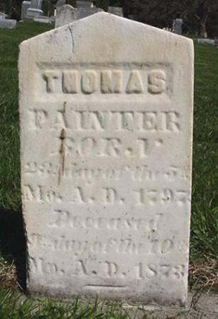 PAINTER, THOMAS - Winneshiek County, Iowa   THOMAS PAINTER