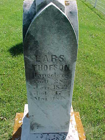 THOFSON, LARS - Winneshiek County, Iowa | LARS THOFSON