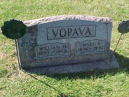 VOPAVA, WILLIAM H. - Winneshiek County, Iowa | WILLIAM H. VOPAVA