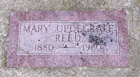 REED, MARY - Winneshiek County, Iowa | MARY REED