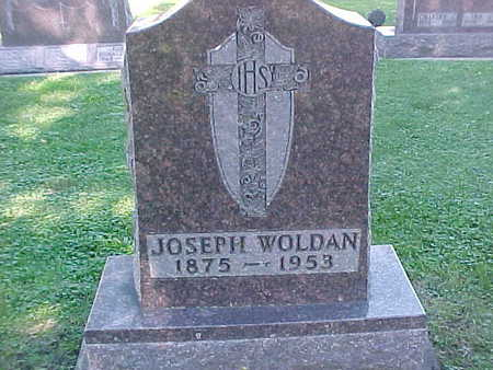 WOLDAN, JOSEPH - Winneshiek County, Iowa | JOSEPH WOLDAN