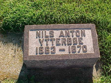 YTTERBOE, NILE ANTON - Winneshiek County, Iowa | NILE ANTON YTTERBOE