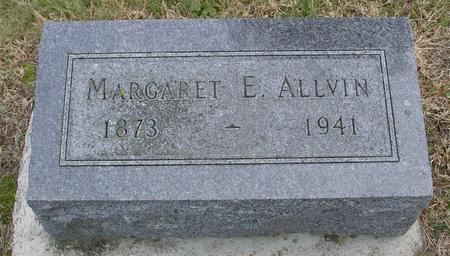 ALLVIN, MARGARET E. - Woodbury County, Iowa | MARGARET E. ALLVIN