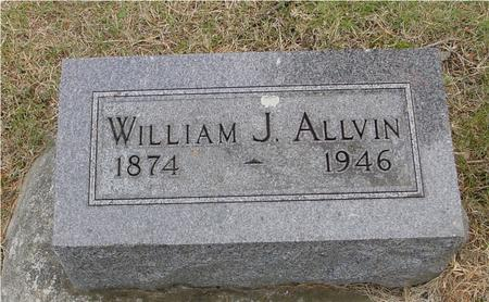 ALLVIN, WILLIAM J. - Woodbury County, Iowa | WILLIAM J. ALLVIN