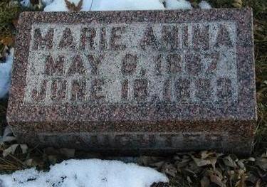 ANDERSEN, MARIE ANINA - Woodbury County, Iowa | MARIE ANINA ANDERSEN