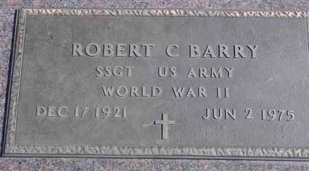 BARRY, ROBERT C. - Woodbury County, Iowa   ROBERT C. BARRY