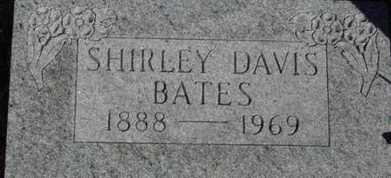 BATES, SHIRLEY - Woodbury County, Iowa | SHIRLEY BATES
