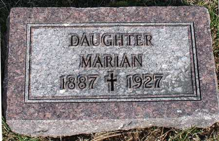 BAUER, MARIAN - Woodbury County, Iowa | MARIAN BAUER