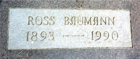 BAUMANN, ROSS - Woodbury County, Iowa | ROSS BAUMANN