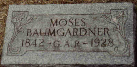 BAUMGARDNER, MOSES  ANTHONY - Woodbury County, Iowa | MOSES  ANTHONY BAUMGARDNER