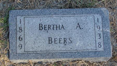 BEERS, BERTHA  A. - Woodbury County, Iowa | BERTHA  A. BEERS