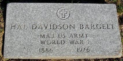 BERGELT, HAL DAVIDSON - Woodbury County, Iowa | HAL DAVIDSON BERGELT