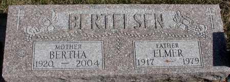 BERTELSEN, ELMER & BERTHA - Woodbury County, Iowa | ELMER & BERTHA BERTELSEN