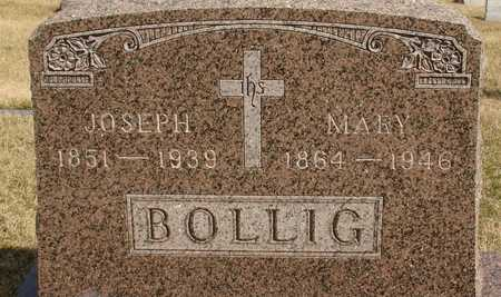BOLLIG, JOSEPH & MARY - Woodbury County, Iowa | JOSEPH & MARY BOLLIG