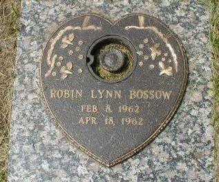 BOSSOW, ROBIN LYNN - Woodbury County, Iowa | ROBIN LYNN BOSSOW
