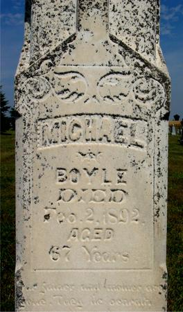 BOYLE, MICHAEL - Woodbury County, Iowa | MICHAEL BOYLE