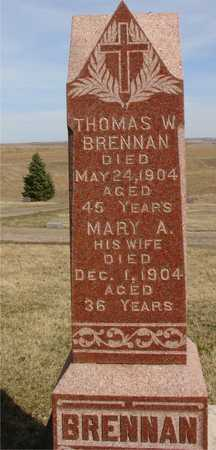BRENNAN, THOMAS & MARY A. - Woodbury County, Iowa | THOMAS & MARY A. BRENNAN