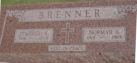 BRENNER, NORMAN & DOLORES - Woodbury County, Iowa | NORMAN & DOLORES BRENNER