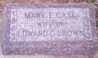 BROWN, MARY - Woodbury County, Iowa | MARY BROWN