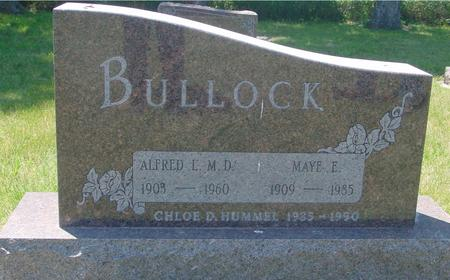 BULLOCK, ALFRED L. - Woodbury County, Iowa | ALFRED L. BULLOCK