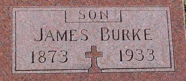 BURKE, JAMES - Woodbury County, Iowa | JAMES BURKE