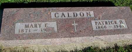 CALDON, PATRICK H. - Woodbury County, Iowa | PATRICK H. CALDON