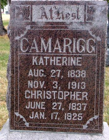 CAMARIGG, CHRISTOPHER - Woodbury County, Iowa | CHRISTOPHER CAMARIGG
