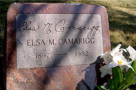 CAMARIGG, ELSA M. - Woodbury County, Iowa | ELSA M. CAMARIGG