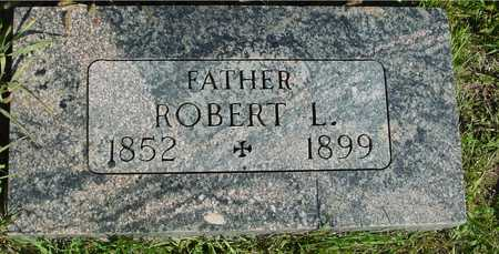 CANTY, ROBERT L. - Woodbury County, Iowa   ROBERT L. CANTY