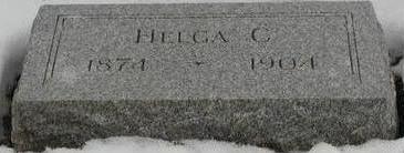 CARLSON, HELGA C - Woodbury County, Iowa | HELGA C CARLSON