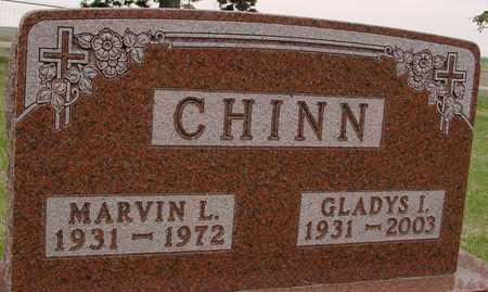 CHINN, MARVIN & GLADYS I. - Woodbury County, Iowa   MARVIN & GLADYS I. CHINN