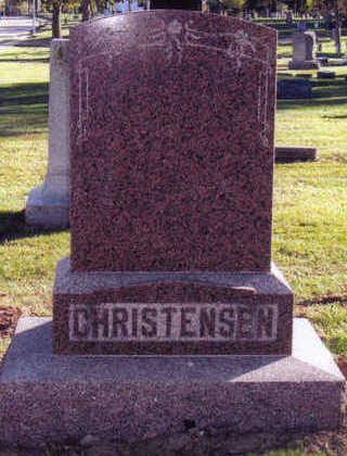 CHRISTENSEN, ANNA - Woodbury County, Iowa | ANNA CHRISTENSEN