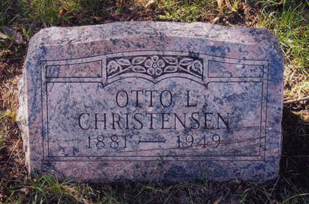 CHRISTENSEN, OTTO - Woodbury County, Iowa | OTTO CHRISTENSEN
