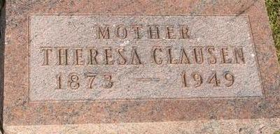 CLAUSEN, THERESA - Woodbury County, Iowa | THERESA CLAUSEN