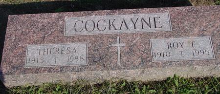 COCKAYNE, ROY T. & THERESA - Woodbury County, Iowa | ROY T. & THERESA COCKAYNE