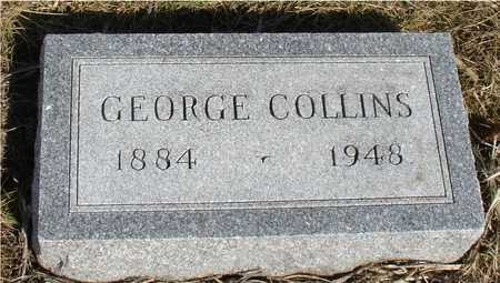 COLLINS, GEORGE - Woodbury County, Iowa | GEORGE COLLINS
