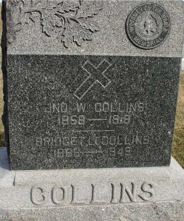 COLLINS, JOHN W. & BRIDGET - Woodbury County, Iowa | JOHN W. & BRIDGET COLLINS