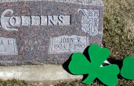 COLLINS, JOHN V. - Woodbury County, Iowa | JOHN V. COLLINS