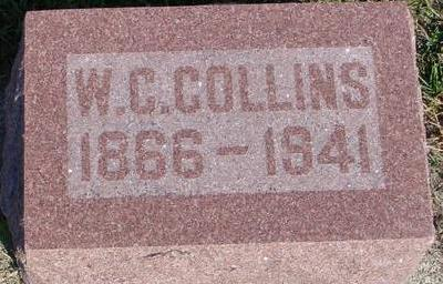 COLLINS, W. C. - Woodbury County, Iowa | W. C. COLLINS