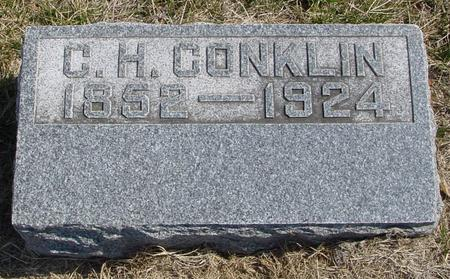 CONKLIN, C. H. - Woodbury County, Iowa | C. H. CONKLIN