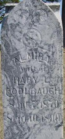 COOLBAUGH, ALMIRA - Woodbury County, Iowa | ALMIRA COOLBAUGH