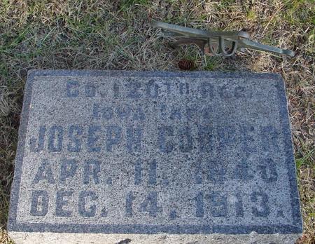 COOPER, JOSEPH - Woodbury County, Iowa | JOSEPH COOPER