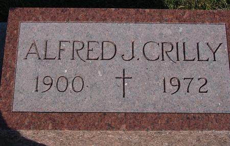 CRILLY, ALFRED J. - Woodbury County, Iowa | ALFRED J. CRILLY
