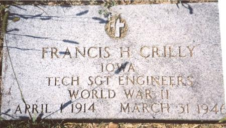 CRILLY, FRANCIS H. - Woodbury County, Iowa | FRANCIS H. CRILLY