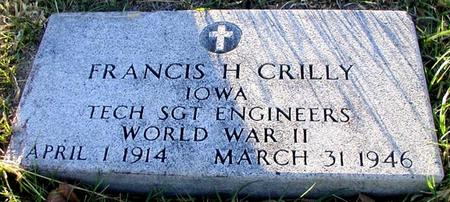 CRILLY, FRANCIS - Woodbury County, Iowa | FRANCIS CRILLY